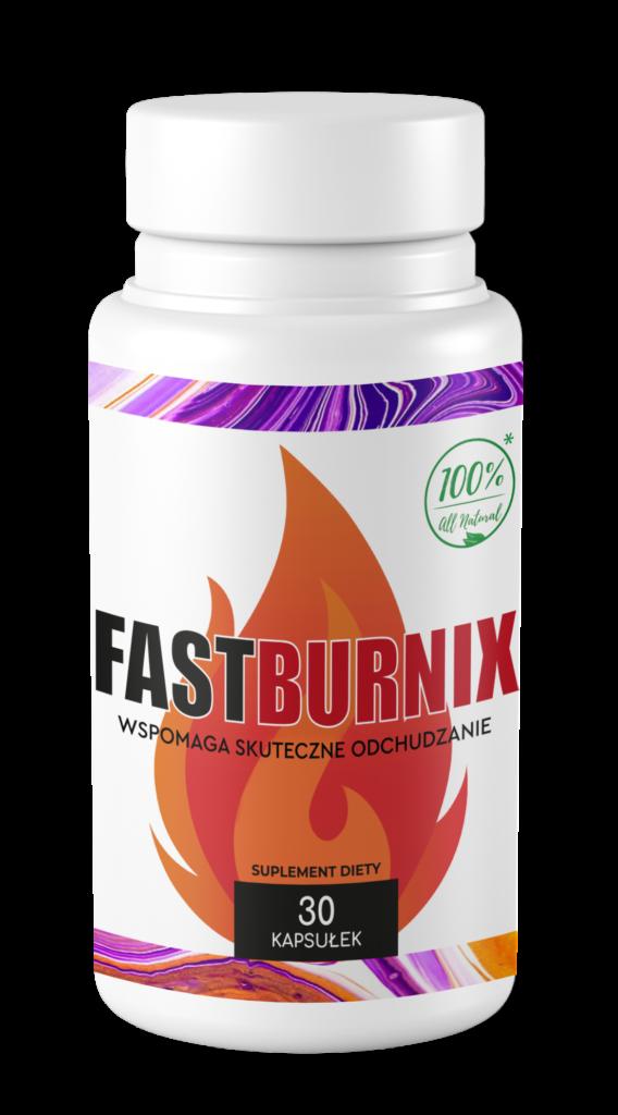 FastBurnix kapsułki - opinie - składniki - cena - gdzie kupić?