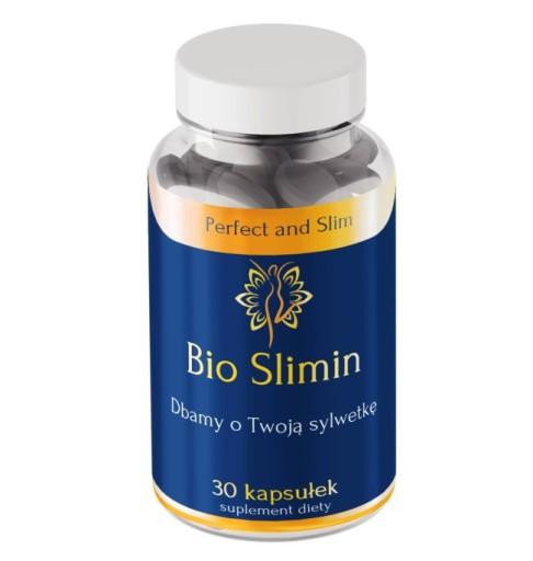BioSlimin kapsułki - opinie, składniki, cena, gdzie kupić?